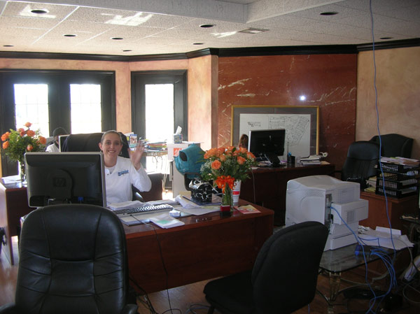 Superb Leasing Office