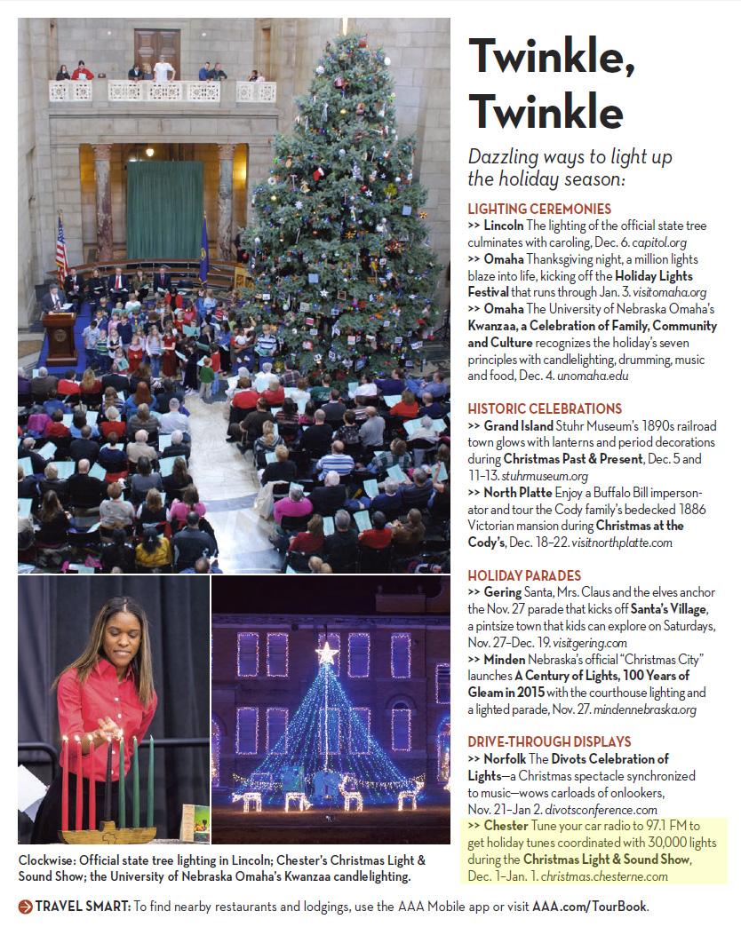 Lincoln Nebraska Christmas Lights 2021 Christmas Light And Sound Show In Chester Ne